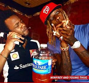 Young Thug's Road Manager Arrested For Lil Wayne Bus ...