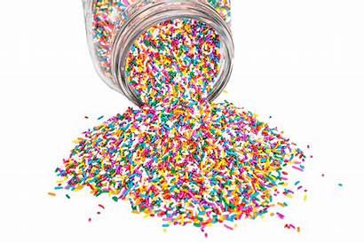 Clipart Sprinkles Sprinkle Pastel Transparent Confetti Cake