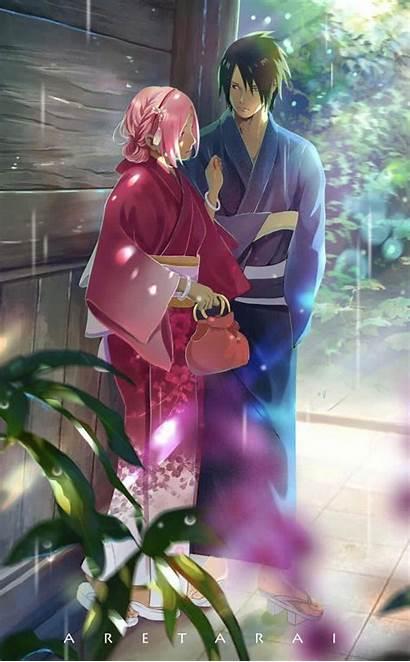 Sakura Sasuke Wallpapers Naruto Anime Kakashi Manga