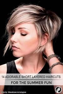 Coup De Cheveux Femme : coupe de cheveux courte femme ete 2018 ~ Carolinahurricanesstore.com Idées de Décoration