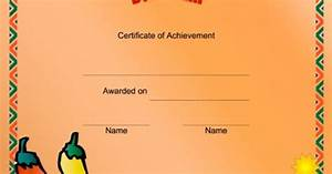 best chili certificate template found on With chili cook off certificate template