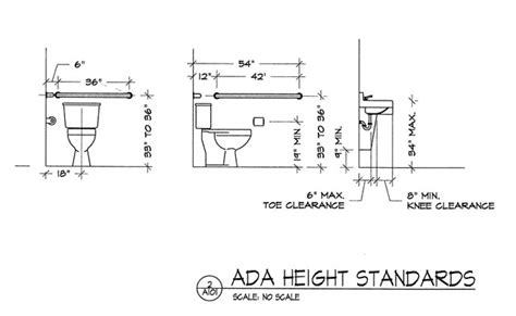 Ada Vanity Requirements by How To Design An Ada Restroom Arch Exam Academy
