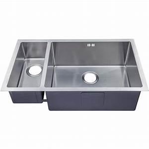 Bac A Graisse Sous Evier : meuble de cuisine avec evier inox evier en inox table de ~ Dailycaller-alerts.com Idées de Décoration