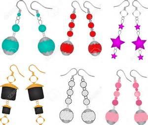 Jewelry Earrings Clip Art