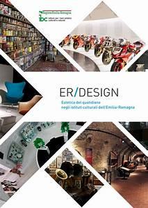 Er Design  Estetica Del Quotidiano Negli Istituti Culturali Dell U2019emilia