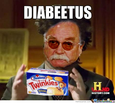 Wilford Brimley Diabeetus Meme - how about some diabeetus by jimtkirk76 meme center