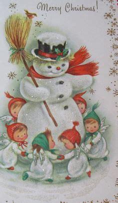 vintage christmas cards images   vintage