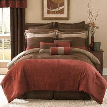 rust colored comforter sets 17 best images about bedroom on embroidery
