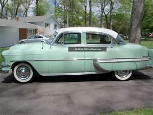 1954 Chevy Bel Air Interior Kit