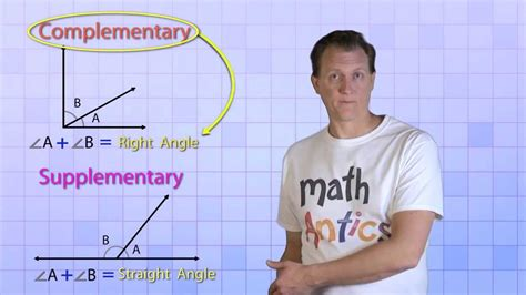 math antics angle basics youtube