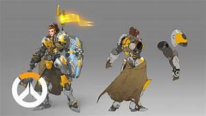 Brigitte Lindholm The New Heroine For Overwatch Will Be