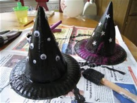 easy kids witch hats fun family crafts
