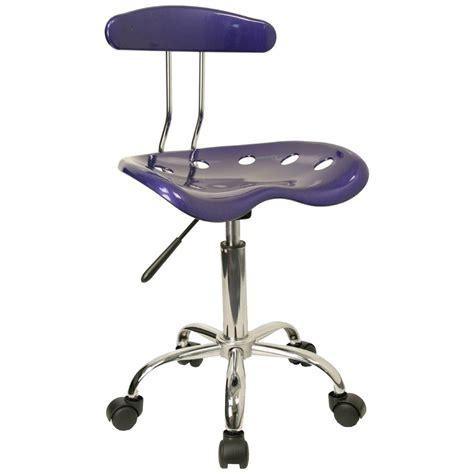 best tractor seat chrome metal computer task desk office