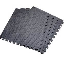new black interlocking mat gym mat play floor guard soft