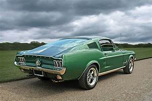 67 Mustang Fastback Photograph by Gill Billington