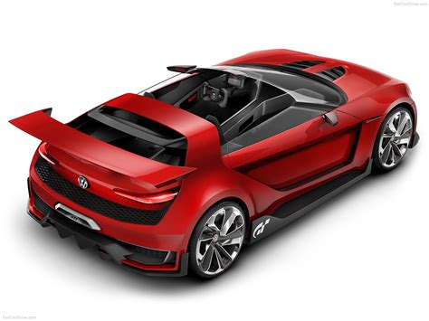Volkswagen Gti Roadster Concept 2018 Car Supercar Germany