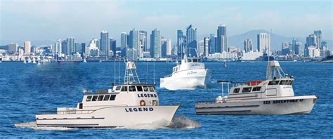 Charter Boat Fishing San Diego by Sportfishing Any Size Boat Or San Diego Open