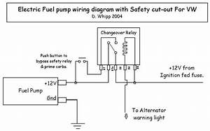 Boat Electric Fuel Pump Circuit At Hot Idle Fluctuates On