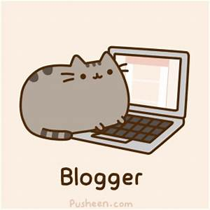 Strangeness and Charms: INSPIRATION: pusheen the cat