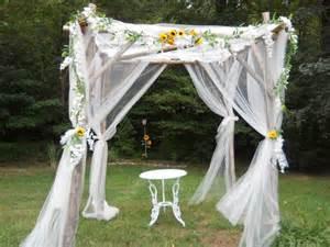 shabby chic wedding arch ideas romantic rustic shabby chic altar arch arrangements