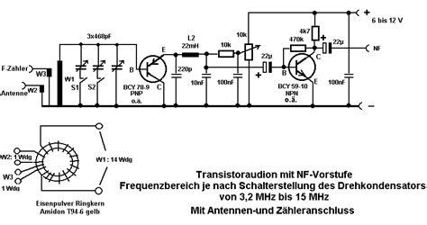 retro kurzwellen radio bausatz kit conrad electronic