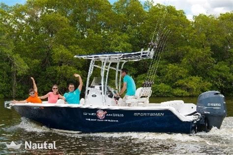 Sportsman Boats Near Me by Excellent 4 Hour Fishing Charter In Naples With Skipper