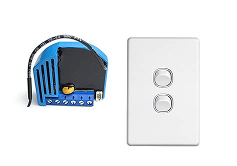 z wave home automation lighting control in wall smart
