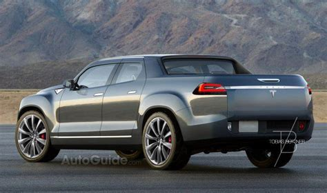 Tesla Pickup Truck Price, Concept, Review, Release Date