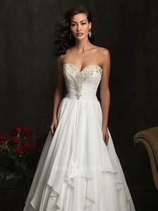 chiffon wedding dresses canada 2014 2015 fashion trends With dresses for weddings canada