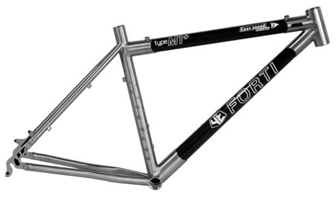 Type M1+ Mountain Bike Frame From 4t Titanium Bicycles