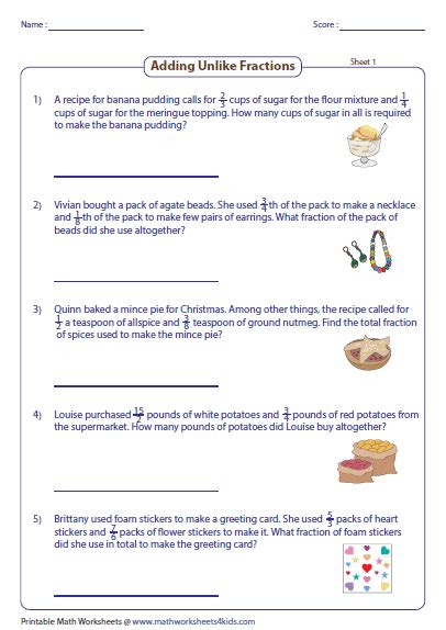 reducing fractions worksheet word problems kidz activities