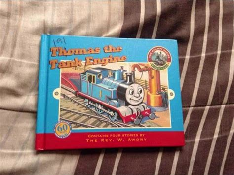 the tank engine 60th anniversary edition book