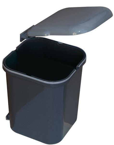 poubelle de cuisine encastrable poubelle de cuisine encastrable 15 litres cacpo001 cuisissimo