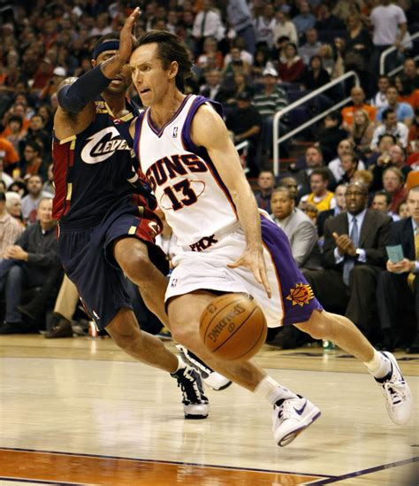 Steve Nash could possibly leave the Suns for Minnesota ...