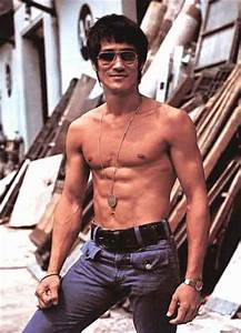rockhard physique: Awesome physique of Bruce lee