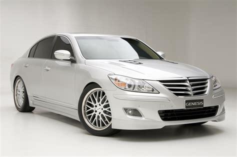 Hyundai Announce New Luxury Car To Rival Bmw Genesis