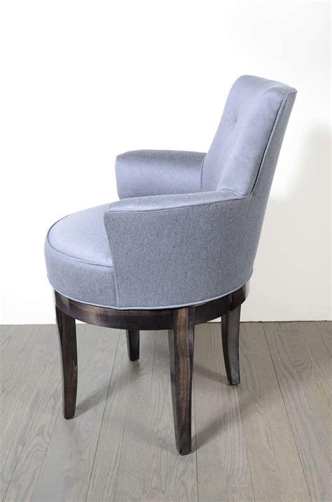 1940s swivel vanity stool chair at 1stdibs