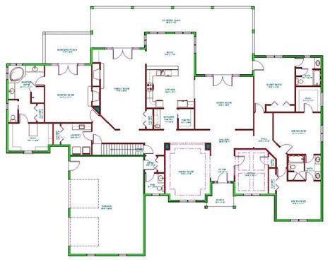 6 bedroom house plans 6 bedroom house plans luxury 28 images 6 bedroom house