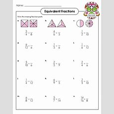 Homework Help Equivalent Fractions