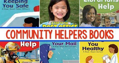 community helper books for preschool pre k pages 374 | Community Helpers Books for Preschool Cover