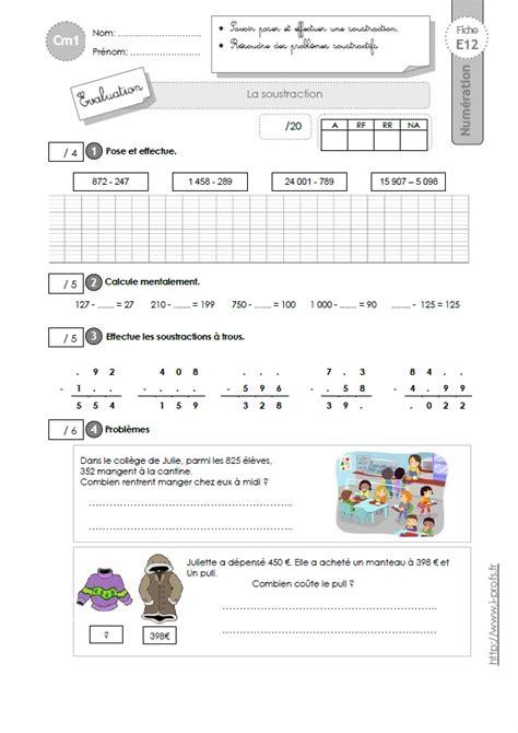 evaluation tables de multiplication cm1 28 images multiplication des nombres entiers cm1