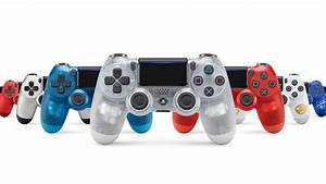 PS1-Inspired Crystal Dualshock 4 Controllers Coming to PS4 ...