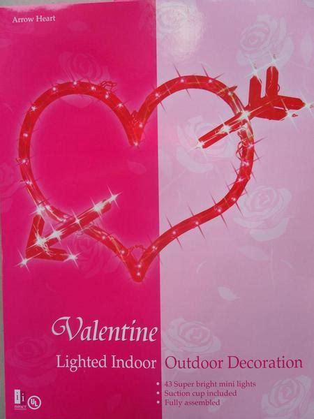 valentines day heart  arrow window light frame
