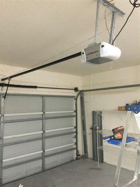 garage door installation service installing garage door opener ppi