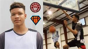 Kevin Knox Highlights & Interview With D1 Circuit's Alec ...