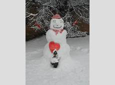 Be My Snowman Valentine Old Farmer's Almanac