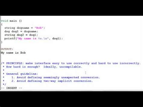 advanced  define implicit type conversion youtube