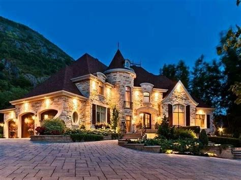 Dream Home  Dream Homes  Pinterest  Brick Walkway