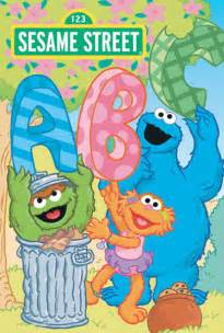 Sesame Street ABC and Me Personalized Childrens Book
