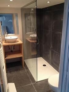 Kleines Bad Dusche : kleines bad gro e dusche ideen rund ums haus pinterest fliesen fotos und transporter ~ Markanthonyermac.com Haus und Dekorationen